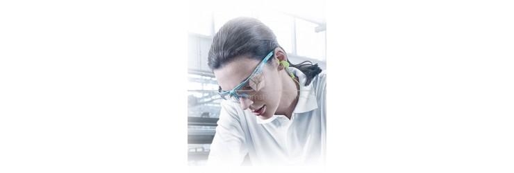 Ochelari de protecție uvex x-fit